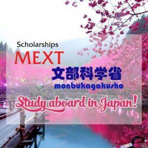 Học bổng MEXT là gì