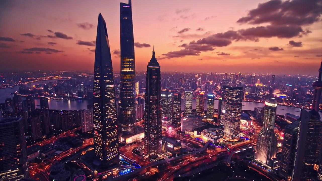 Thành phố Thượng Hải với sự phát triển vượt bậc về kinh tế và xã hội