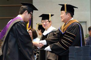Điều kiện xin học bổng du học Hàn Quốc