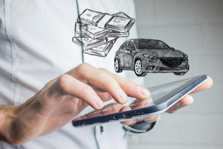 trang web xe hơi trực tuyến